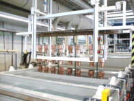 Warenträger-sauer Kupfer-Isoliekanne-hensger